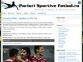 pariurisportivefotbal.ro